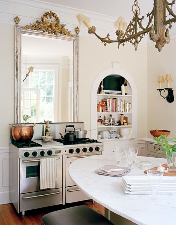 Design by Richard Norris courtesy of HouseBeautiful