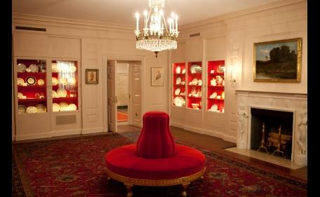 The White House China Room