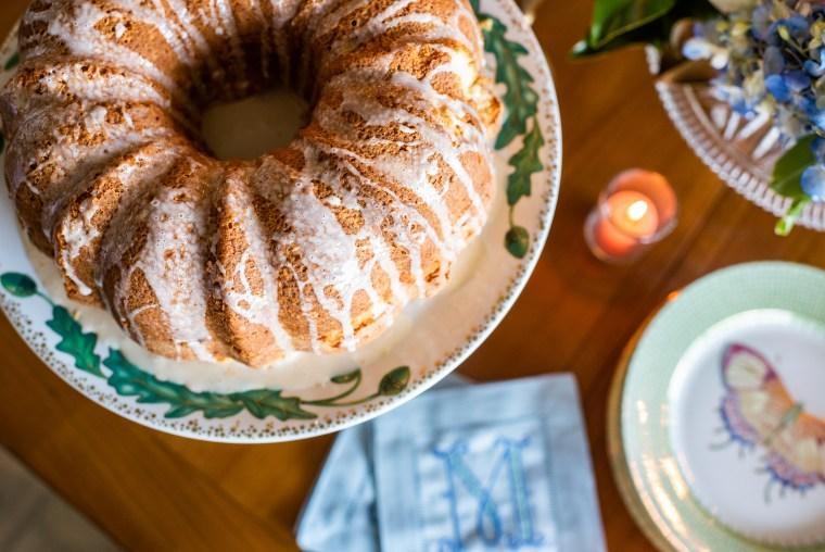 dessert china Steve McKenzie