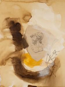 art, roman soldier, paper