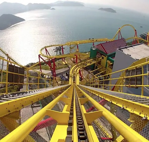 Dynamics 365 – Welcome to the Microsoft Amusement Park