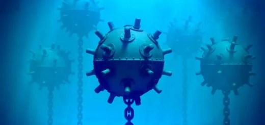 underwatermine