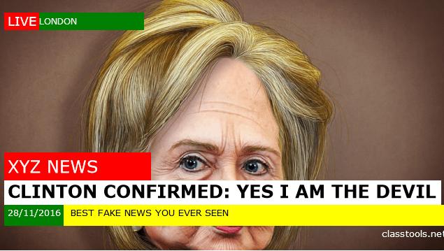 Die Clinton-Podesta Dämonisierung