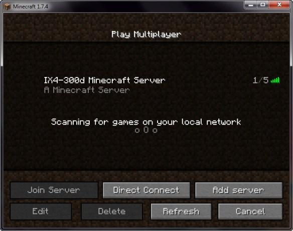 minecraftinternetserver