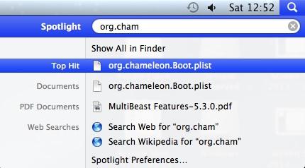 chameleonbootplist