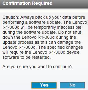 Preserve custom Servers after Iomega/Lenovo IX4-300d Update - Steven B