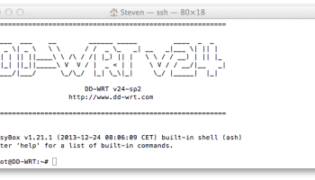 Android DD-WRT Reboot Widget - Steven B