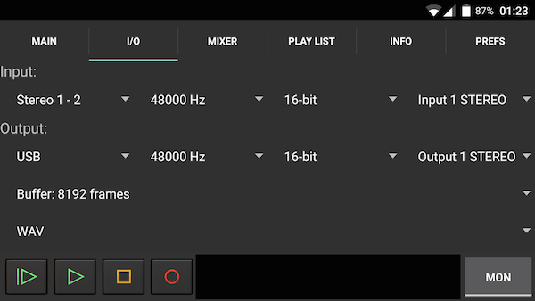 usbaudiorecorderpro_iosettings