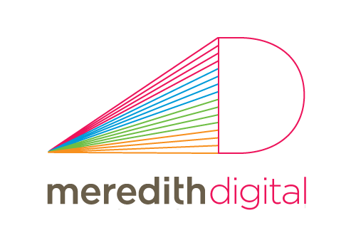 Meredith Digital: Logo Concept – Steven Chu Theresa Gaffney