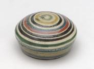 Ogata Kenzan -Incense Box; ca.1731-1743