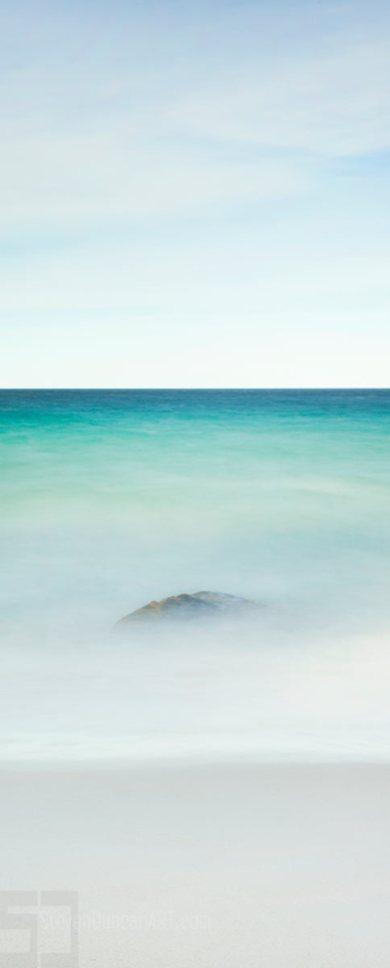 Wineglass Bay rock