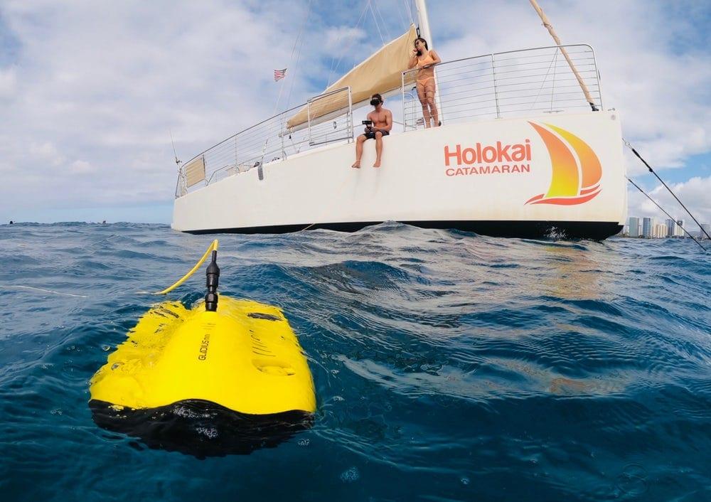 Gladius Mini Underwater Drone