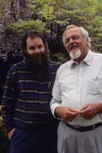 Steven Foster  Jim Duke, 1993, Ozark Folk Center