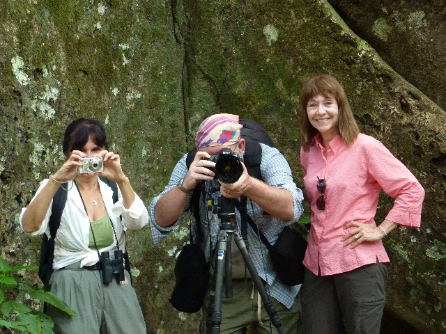 An Amazon outing with Rosemary Gladstar and Mindy Green