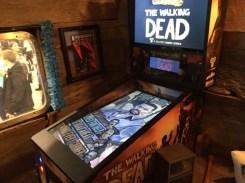 Pinball Machine inside