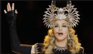 Madonna's Illuminati Moment | The Tin Whistle