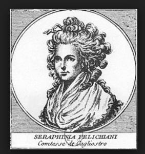 """Résultat de recherche d'images pour """"serafina cagliostro"""""""