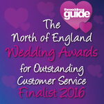 North of England Wedding Awards 2016