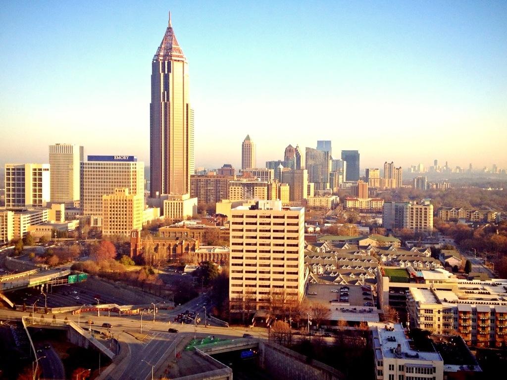 Day 7 Of 8 855 Miles In Atlanta Georgia A Good Run