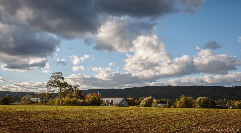 Spring Farmland - Steven Kennard 2012