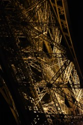Another close up of Eiffel Tower