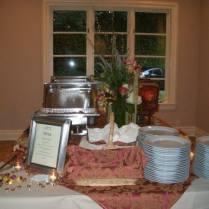 Wedding Dinner Buffet