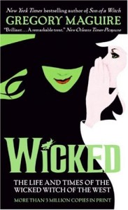 wickednovel cover