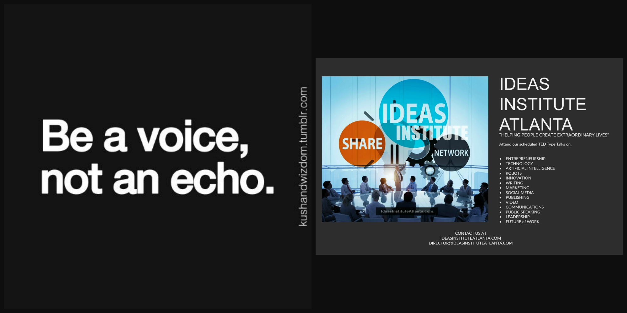 Ideas Institute Atlanta Leadership Coaching