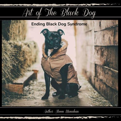 art of the black dog