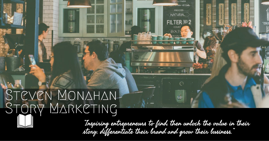 Steven Monahan Story Marketing