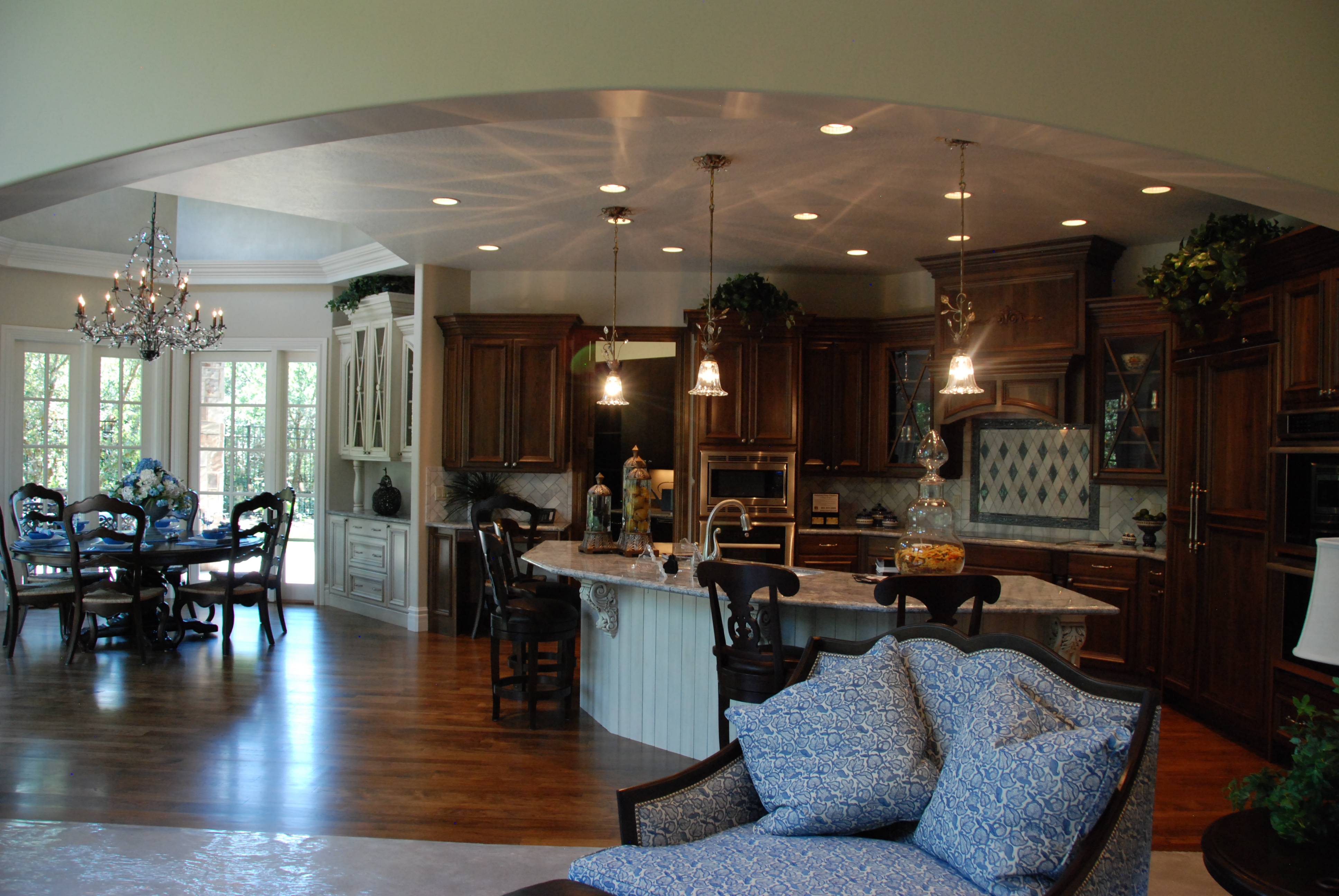 kitchen hutch cabinet cabinets miami salt lake parade of homes 2011, steven dailey wins best in ...
