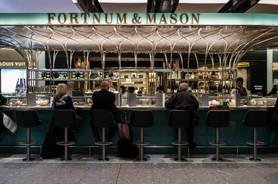 Fortnum & Mason, London Heathrow