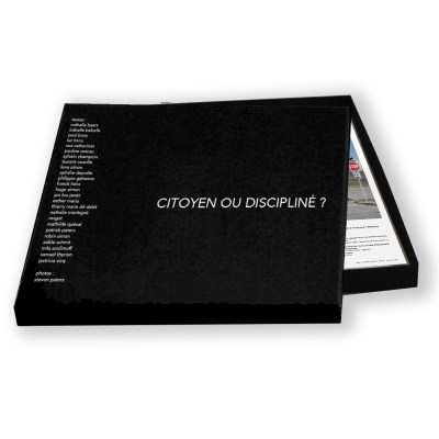 BOOK SELF EXPO® « CITOYEN OU DISCIPLINÉ ? »