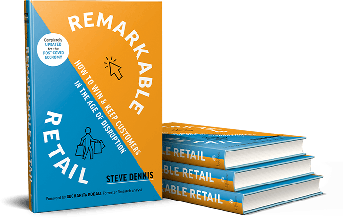 Remarkable Retail 2021 Book Cover