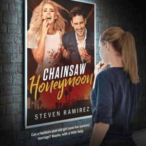 Chainsaw Honeymoon Audiobook (New M)