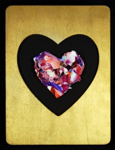 Valentine Easel #39