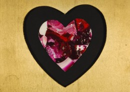 Valentine Easel #41