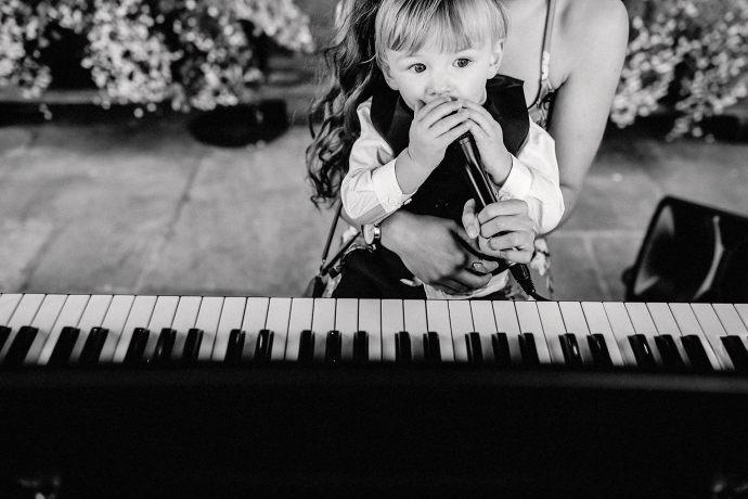 boy on piano