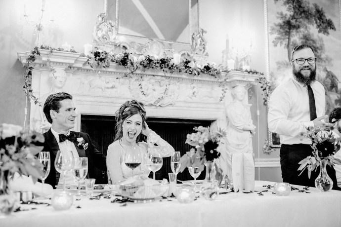 speeches and toasts, wedding breakfast
