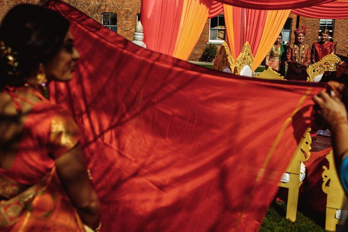 hindu wedding rituals and blessings