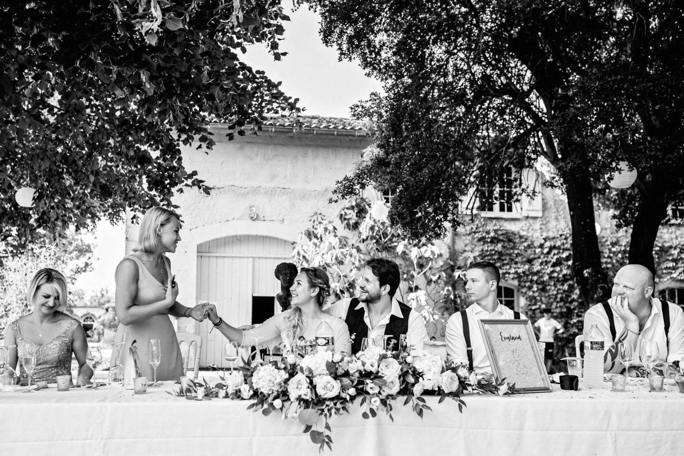 speech from the maid of honour
