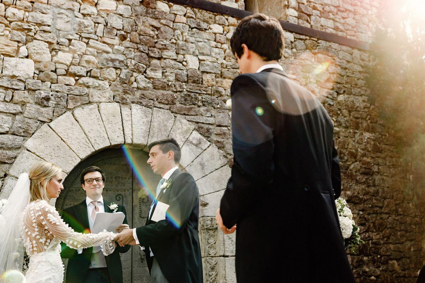 hunanist wedding ceremony