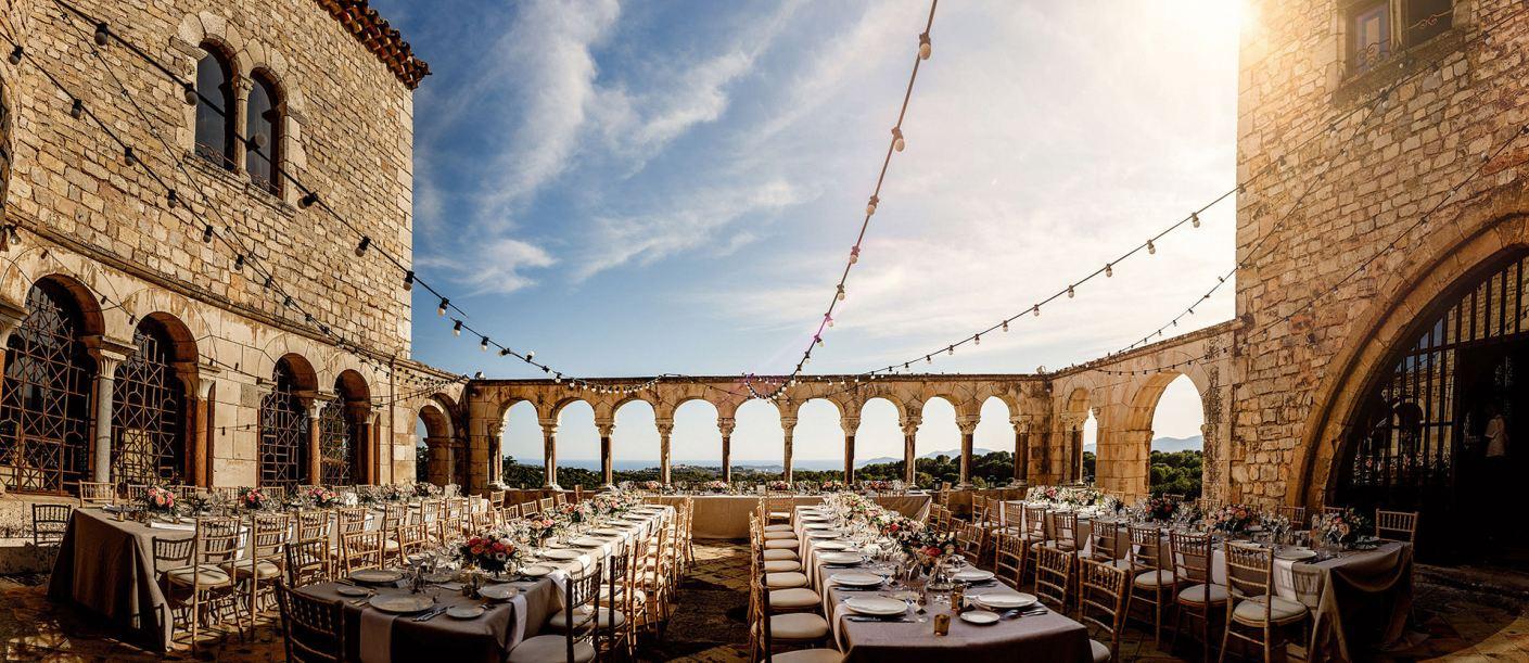 chateau de castellaras wedding