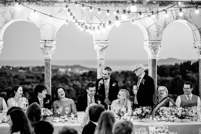 speeches and toasts