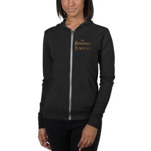 The Binding Tempest – On the Run – Unisex zip hoodie