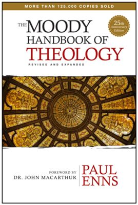 Book Review : The Moody Handbook of Theology