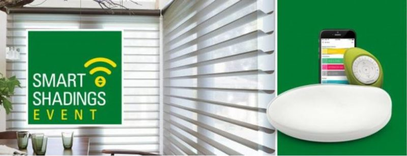 Hunter Douglas Smart Shadings Event
