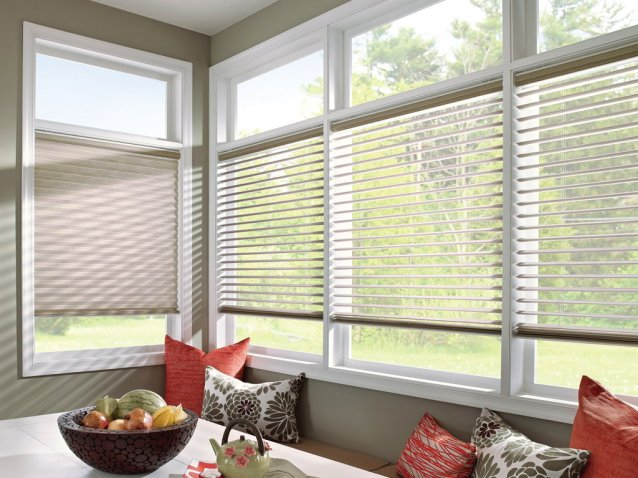 Energy Efficient Blinds | Cellular Shades