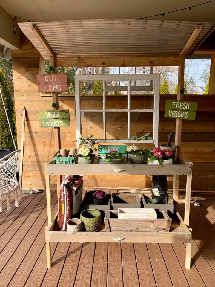 BriAnn's farm stand