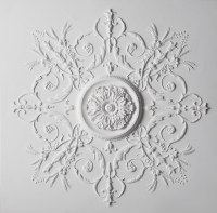 French Floral Decorative Plaster Ceiling | Stevensons of ...